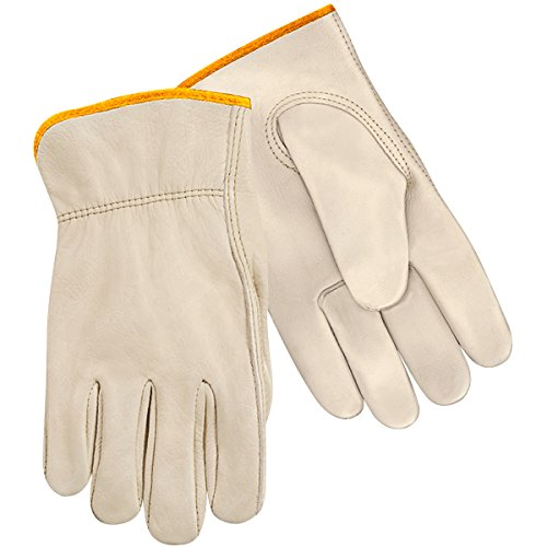 Unlined Premier Gloves - Steiner 0240-XS Drivers Gloves, Top Grain Cowhide Unlined, Extra Small