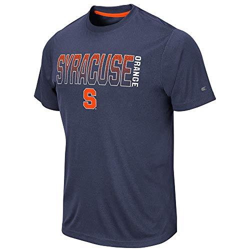 (Colosseum Mens Syracuse Orange Hamilton Short Sleeve Tee Shirt - M)