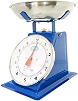 QCRLB Balanza mecánica, 1kg3kg5kg Balance de Primavera Bandeja de ...