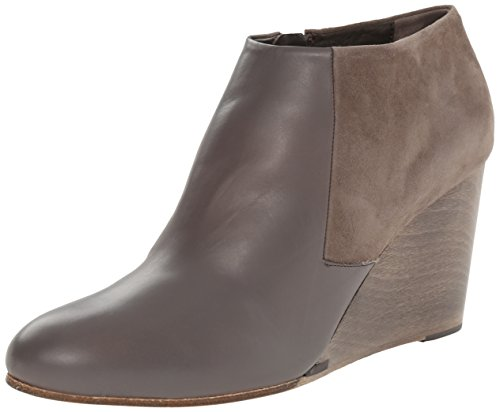 Coclico Women's Elurra Wedge Bootie Pharmadoc Nickel/Anti Fog