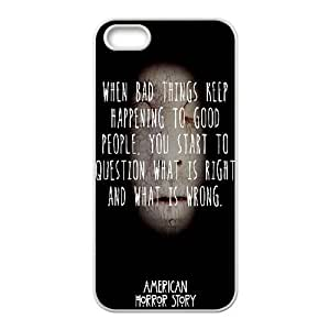 Unique Design Protective Hard Plastic Case for Iphone 5,5S - American Horror Story cheap case at CHXTT-C