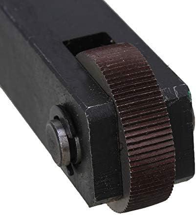 NO LOGO Rändelwerkzeug 2ST Wälzfräser Straight Grain 2.5mm Rad Knurl HSS Rad Knurled Lathe Prägeradabschnitt Werkzeugmaschinen Zubehör Hebt