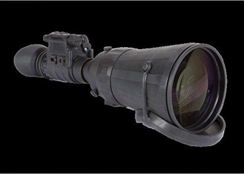 Armasight Avenger 10x 3P MG - 10x Long-Range Night Vision Monocular Gen 3; High-Performance Thin-Filmed Auto-Gated IIT with IR850-XLR Extra Long-Range Infrared Illuminator