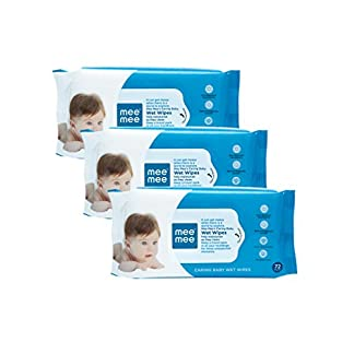 Mee Mee's Caring Baby Wet Wipes