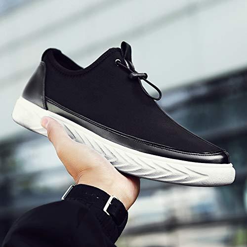 Men's NANXIEHO Shoes Fashion Men Shoes Trend Leisure Canvas Shoeslazymen vwwTUq