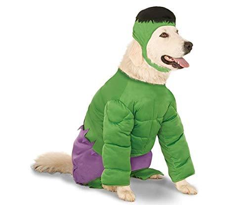Marvel Universe The Incredible Hulk Big Dog Boutique Costume, XXX-Large ()