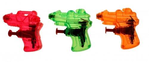 100 Wasserpistolen 6 cm Watergun Wasserpistole