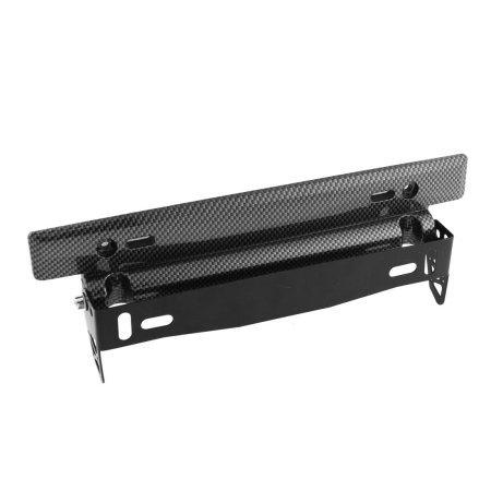 Carbon Fiber Prints Steering Wheel Spinner Knob Black Gray for Car (Carbon Fiber Spinners)