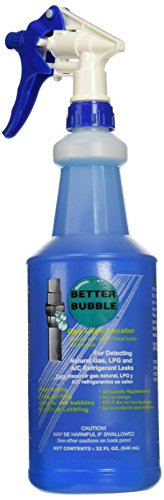 Rectorseal 65432 32-Ounce with Trigger Sprayer Better Bubble Leak Locator