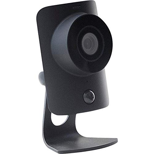 SimpliSafe Home Security SimpliCam Indoor HD Wi-Fi Surveillance Camera, Black