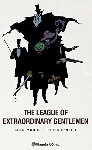 Descargar Libro The League Of Extraordinary Gentlemen - Volume 1, Edición Trazado Alan Moore