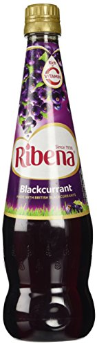 Ribena Blackcurrant Concentrate, 28.74 Fluid Ounce