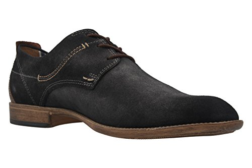Fretz Men, Chaussures À Lacets Blue Blau Pour Hommes
