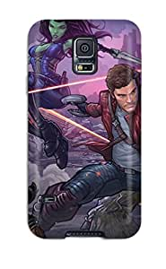 For Star Lord (peter Quill) Protective Case Cover Skin/galaxy S5 Case Cover 8944970K36936747