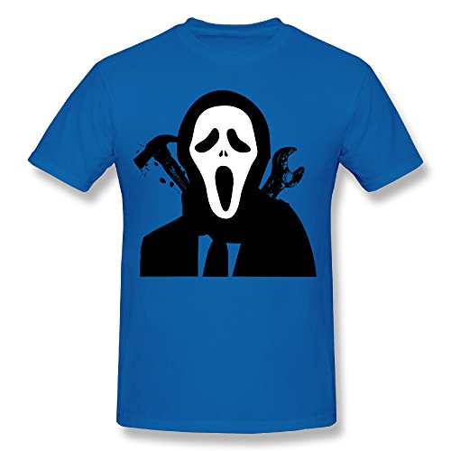 SNOWANG Men's Halloween For Fun T-shirt 3X ()