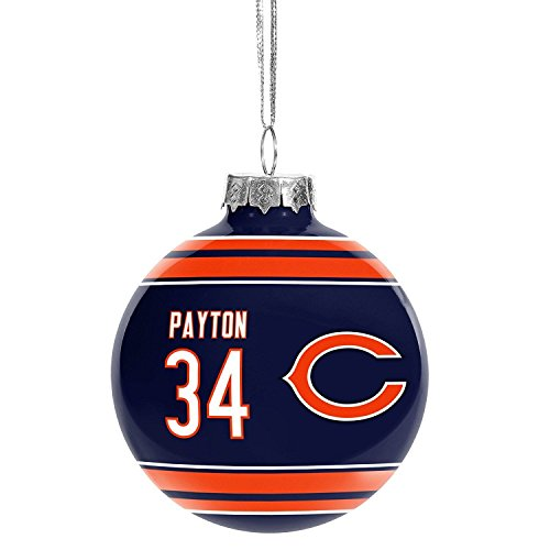 Chicago Bears Christmas Ornaments - Chicago Bears Christmas Ornaments: Amazon.com