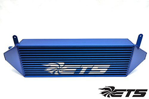 Extreme Turbo Systems ETS Focus RS Front Mount Intercooler FMIC (Available in Silver, Black, Blue, Gold, Red or Purple) (Blue w/ ETS (Extreme Turbo Systems)