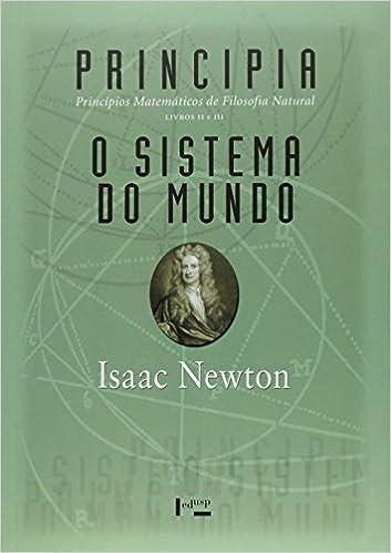 livro de isaac newton principia