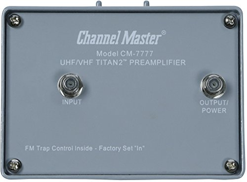 Top channel master amplifier for tv antenna for 2020