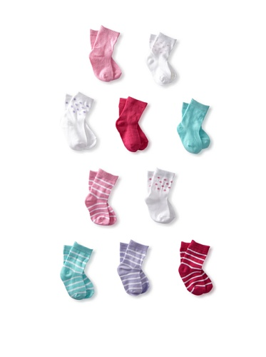 luvable-friends-10-piece-baby-socks-gift-set-pink-0-9-months