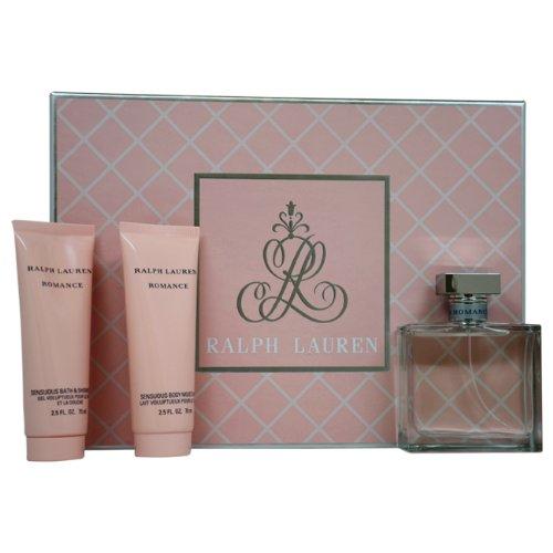 - Ralph Lauren Romance 3 Piece Gift Set for Women
