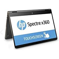HP Spectre x360 15-bl018ca 15.6 Touchscreen Notebook - Intel Core i7-7500U Dual-core 2.70 GHz - 16 GB DDR4 SDRAM - 512 GB SSD - Windows 10 Home (Certified Refurbished)