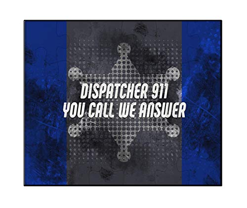 - Makoroni - Dispatcher 911 You Call WE Answer Police Cop Cops - Jigsaw Puzzle, 30 pcs.