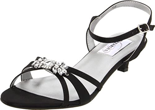 12. Dyeables Women's Penelope Ankle-Strap Sandal