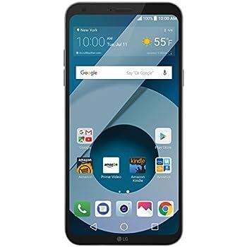 LG Q6-32 GB - Unlocked (AT&T/T-Mobile) - Platinum - Prime Exclusive