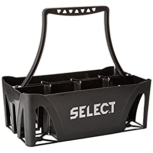 Select Water Bottle Carrier (Black, 8 Bottles)