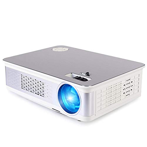 Zmsdt 1080P Multimedia Home Theater Projector Supports HD 1080P for PC Laptop PS4 Smartphone Android iPhone TV Projector from Zmsdt