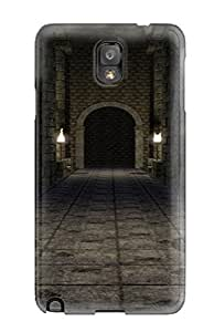 TJgIWet3122Voehp DanMarin Awesome Case Cover Compatible With Galaxy Note 3 - Fantasy by mcsharks