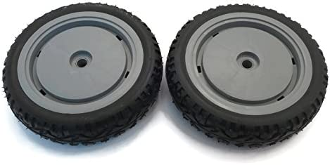 2) OEM Toro ruedas geles para 20054, 20055, 20056, 20057, 20058 ...