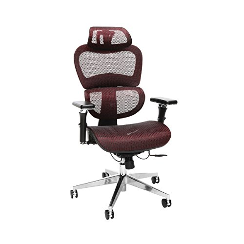 OFM 540-BURG Core Collection Ergo Mesh Office Chair, -