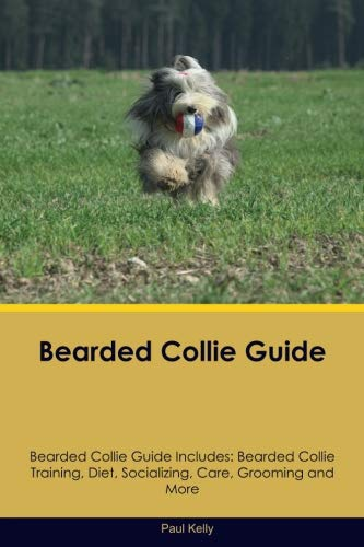 Bearded Collie Guide Bearded Collie Guide Includes: Bearded Collie Training, Diet, Socializing, Care, Grooming, Breeding and More ()