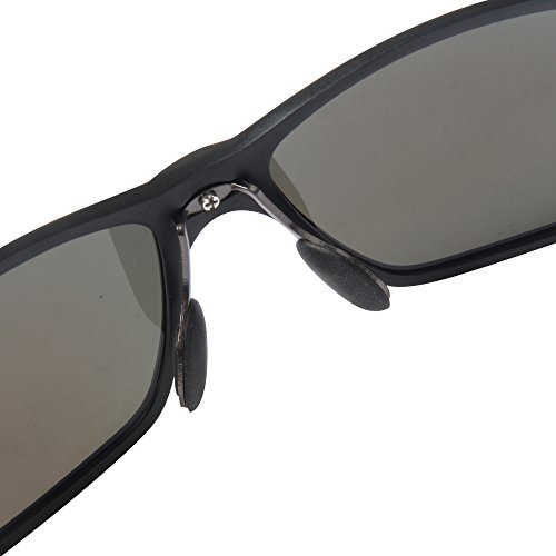black JO661 Femmes Qualité soleil Cadre En Polarized lunettes Jimmy Orange Magnésium lenses Haute de Hommes Lentille frame blue Mirroir Aluminium Wayfarer 6ZqTa