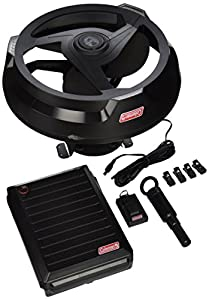 Amazon Com Coleman Tent Fan With Power System Family