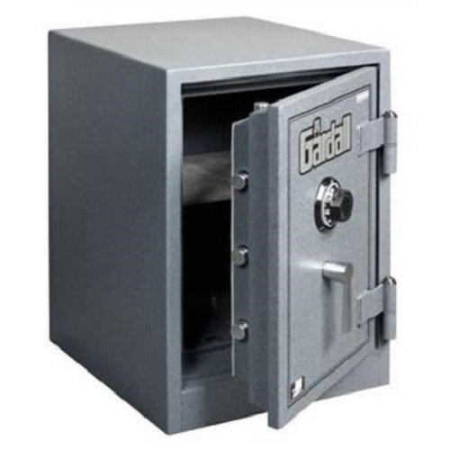 Gardall 1818/2-T-C 2 Hour Rated Fire U.L. Burglary Safe w/ Mechanical Combination Lock 2 Safe/U.L Tan