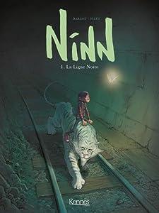 vignette de 'Ninn n° 1<br /> La ligne noire (Johan Pilet)'