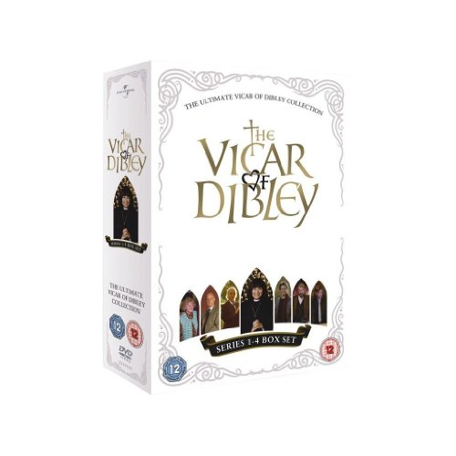 Price comparison product image The Vicar of Dibley: BBC Series - The Ultimate Collection [Seasons 1,  2,  3 & 4] + Exclusive Christmas & Seasonal Specials (6 Disc Box Set) [DVD]