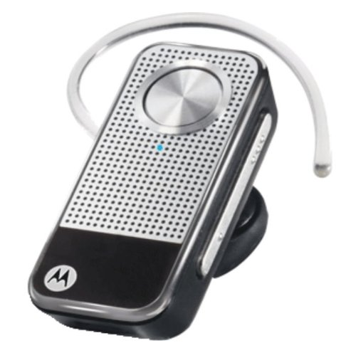 Amazon.com: Motorola H12 Black Bluetooth Headset with ...