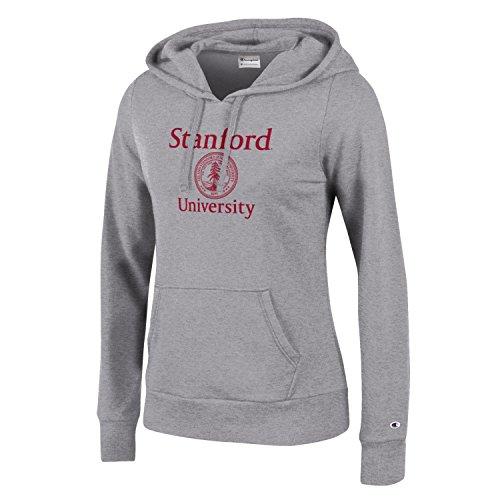 Cardinals Ncaa Hooded Fleece - Stanford University Cardinal Champion NCAA Women's Hooded Sweatshirt (XL)