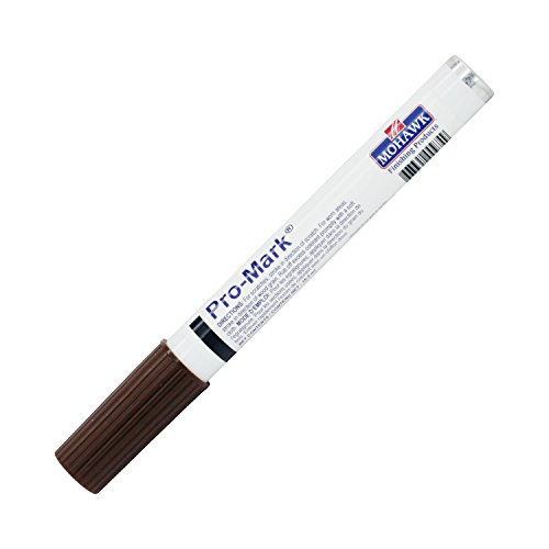 (Mohawk Pro Mark Wood Furniture Cabinet Floor Touch Up Marker Espresso Kmc M267-0034)
