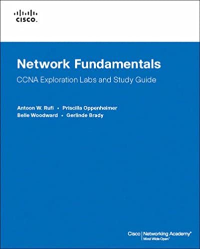 network fundamentals ccna exploration labs and study guide antoon rh amazon com Cisco 2950 Router Cisco 2950 Router