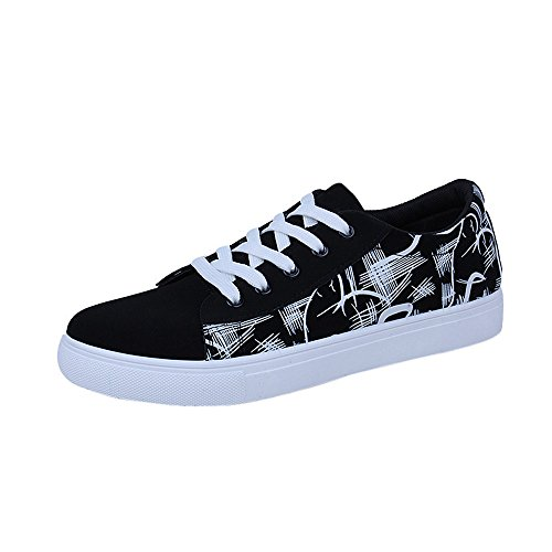 Respirante Ragazzo 2019 Running Scarpe Bianco Pantofola Sneakers Pu Casual Moda Uomo Ginnastica Nuovo Vintage Sport Shoes Rete Men Fashion Scarpa Estate Ihengh Regalo 7w1xCSqEW