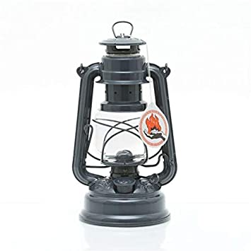 Feuerhand® 276 Sturmlaterne Baby Spezial verzinkt Petroleumlaterne Lampe