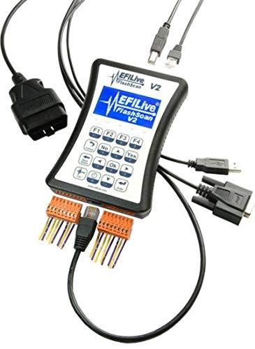 EFILive FlashScan V2 with GM Diesel & Gas Tuning Option