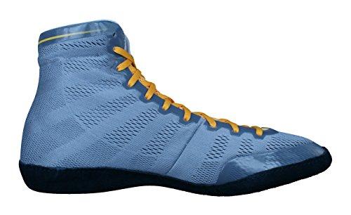 Adidas Adizero Wrestling Xiv Uomo Wrestling Scarpe / Sneakers Grigio