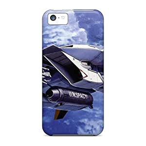 New Premium BlVbZSP4235rVBGZ Case Cover For Iphone 5c/ Macross Fighter Protective Case Cover