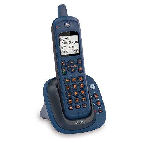 Motorola XT811 DECT 6.0 Rugged Waterproof Cordless Phone wit